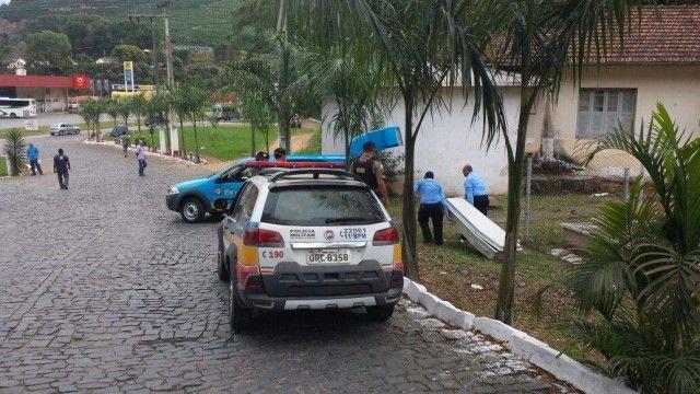 Policia militar encontra corpo em estado avançado de decomposição em Realeza, MG