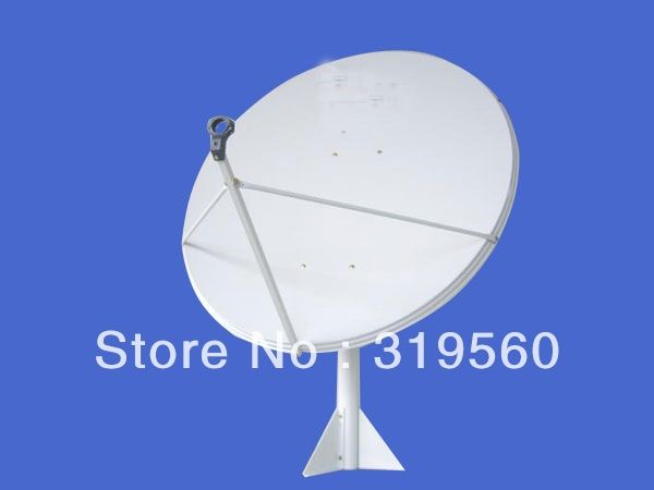(488.00$)  Buy here  - KU band satellite antenna/ satellite dish 120CM/ steel panel/wall mount KU-120-II