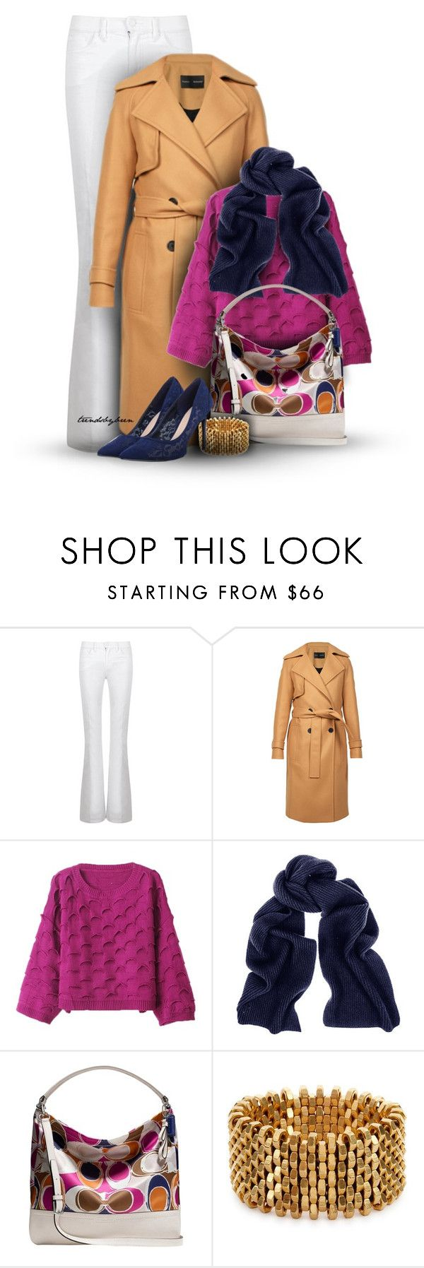 """Ready for Monday"" by trendsbybren ❤ liked on Polyvore featuring мода, Tory Burch, Proenza Schouler, Coach, Alice Menter, CHARLES & KEITH, office и coach"