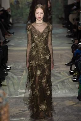 Valentino Spring 2014 Couture Fashion Show: Complete Collection - Style.com