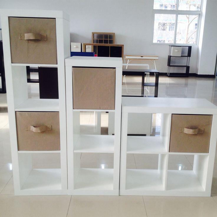 Белый стеллаж с ящиками из МДФ купить в интернет-магазине https://lafred.ru/catalog/catalog/detail/40930108935/