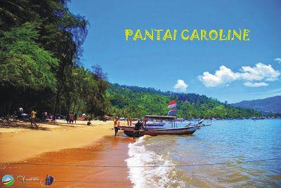Ranah Minang Holiday Tour and Travel Padang - Sumatera Barat: Ayo ke Pantai Caroline