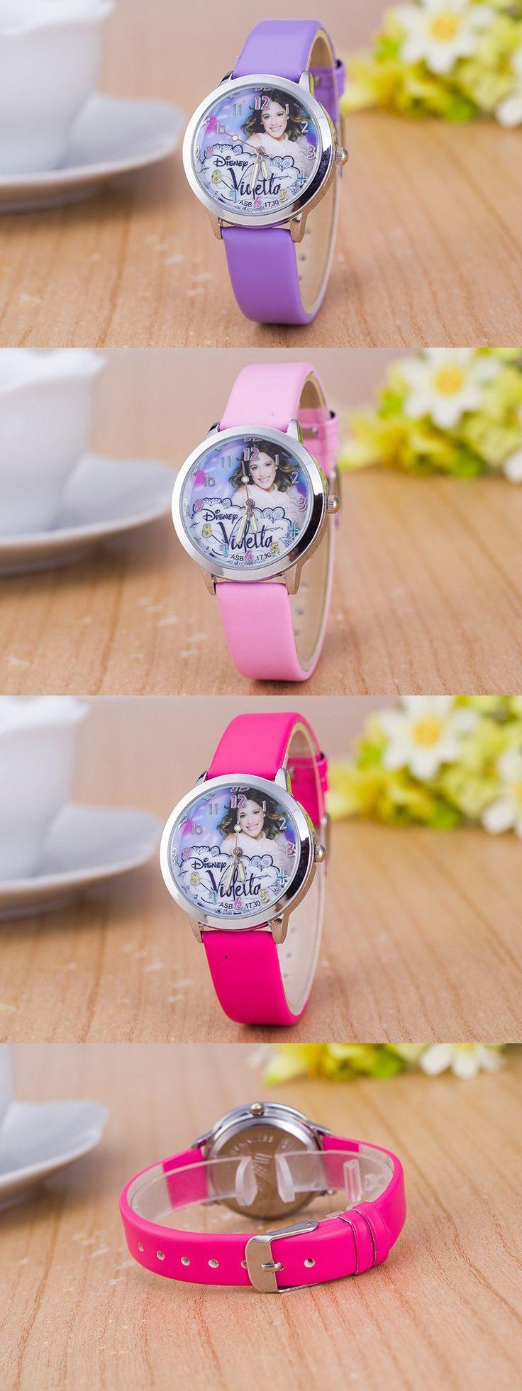 Free shipping 10pcs fashion Violetta Watches Children Kids girl Boys gift Minions Watch Casual Quartz Wristwatch Relogio Relojes