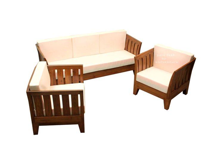 Image result for sofa set price in kerala   Wooden sofa ...