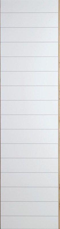 Fibo-Trespo Denver White badromspanel