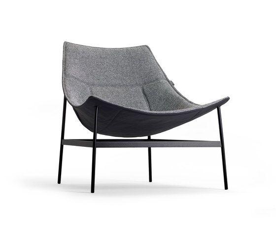 Montparnasse Easy Chair von OFFECCT | Loungesessel