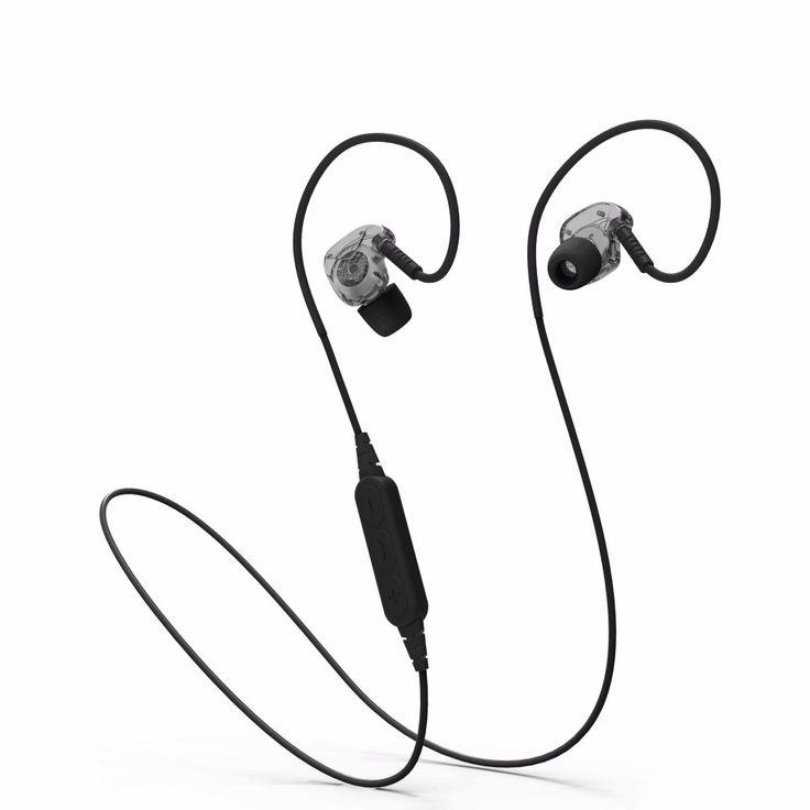 Wireless Earphone with Mic for Samsung galaxy note 3 Support Handsfree Call Earphone with LED Bluetooth Headphone