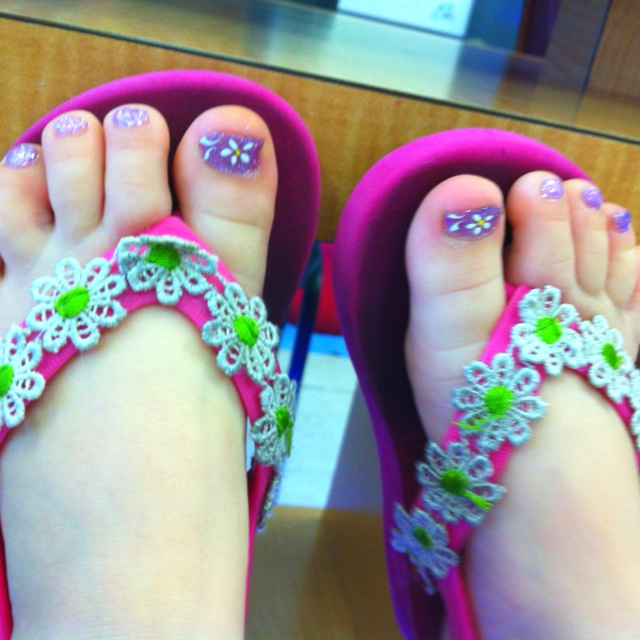 Best 25 Little Girl Nails Ideas On Pinterest: 14 Best Little Girls Pedicure Ideas Images On Pinterest