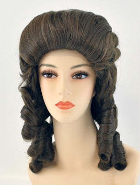 Womens Colonial Wig - Costumes Wigs Theater Makeup and Accessories dca50c445d