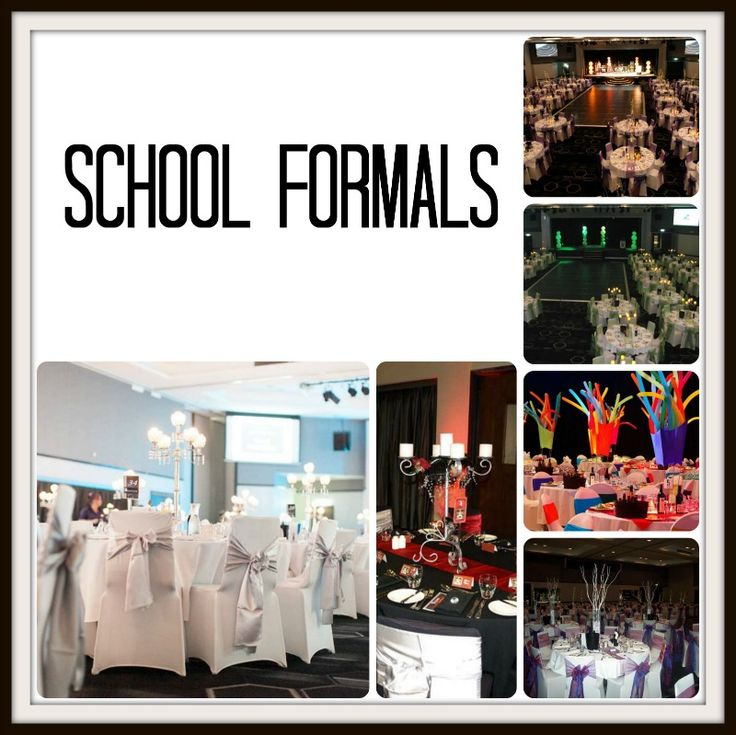 School Formals by Mask events