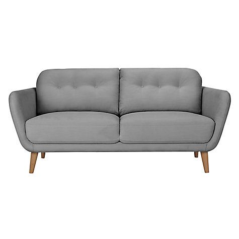 Leather Sofa Buy House by John Lewis Arlo Seater Sofa Online at johnlewis