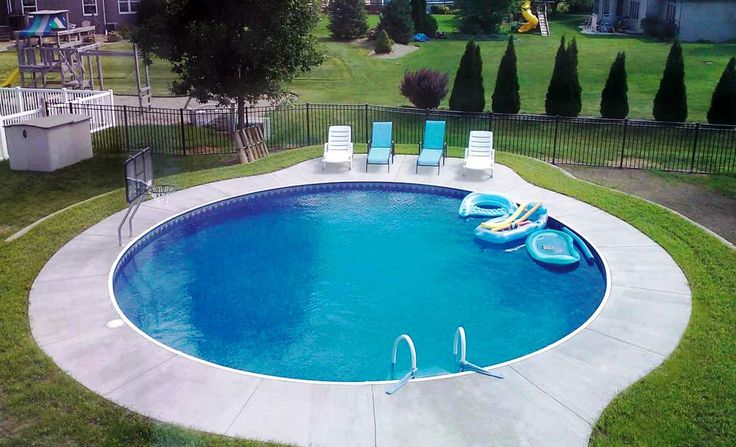 Semi Inground Pools For Sale Related Post From Small