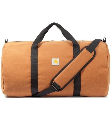 Carhartt (WORK IN PROGRESS) - Brown Duffle Bag ($90)