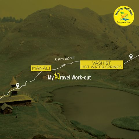 Witness the mysticism of nature as you ascend to Vashisht Hot Springs, at around 3kms from ‪#‎Manali‬. Known for hot Sulphur springs, a bath here after your rigorous ‪#‎trek‬ will surely soothe the nerves.To book a holiday at Manali - White Mist, go to https://bookings.sterlingholidays.com/ #manali #travel