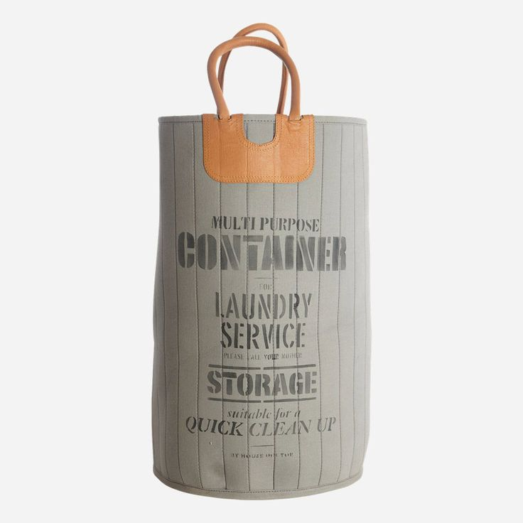 Container Laundry Basket, House Doctor