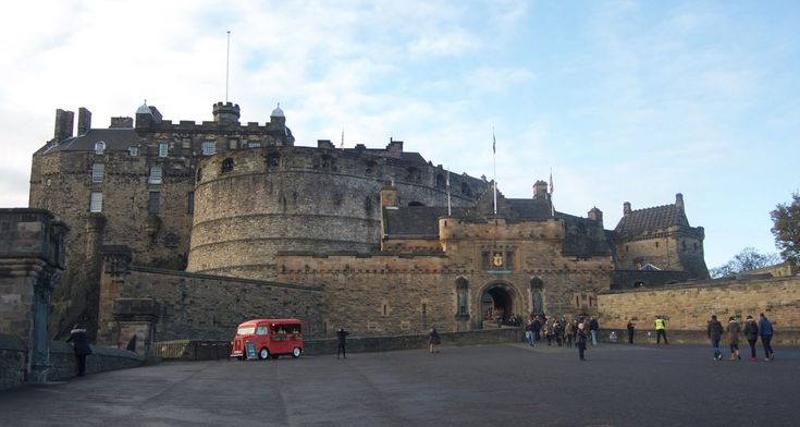 Edinburgh Castle Scotland topattraction What to visit and online tickets