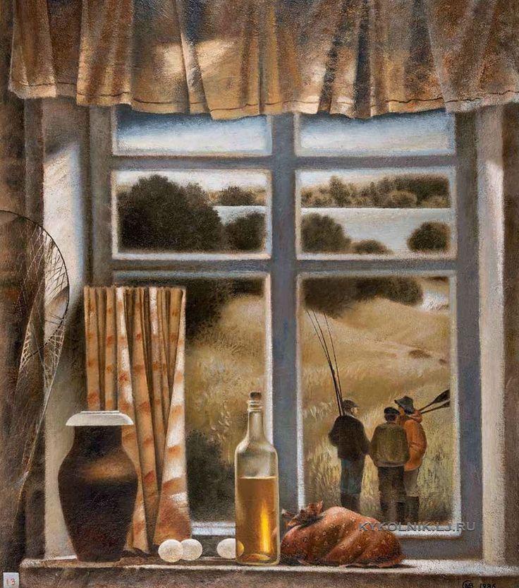 ◄ Махитарянц Валентин Сергеевич (1943) «У окна» 1986