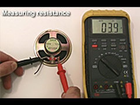 MultimetersTutorials Hd, Multimet Tutorials, Battery Multimet, Electronics
