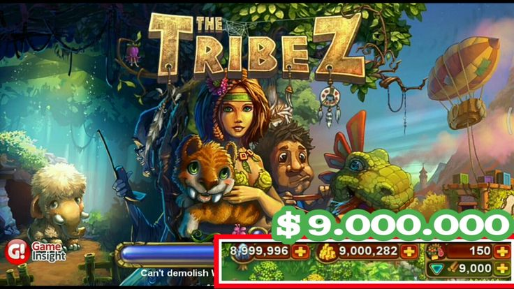Game Android The Tribez apk | Cara mendapatkan Unlimited Coin and Gemz (Game Android Sites)