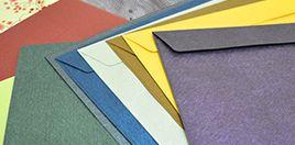 Textured Envelopes