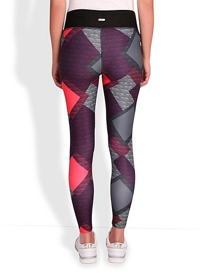 Athletic Works Geometric Print Leggings , read reviews and buy online at George at ASDA. Shop from our latest range in Women. Get kitted out for the gym with...