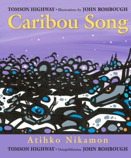 Caribou Song, by Atihko Nikamon