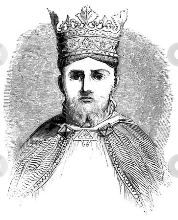 """Henry IV of England. Sourced from 1845 book by Charles Knight, """"Old England, a…"""