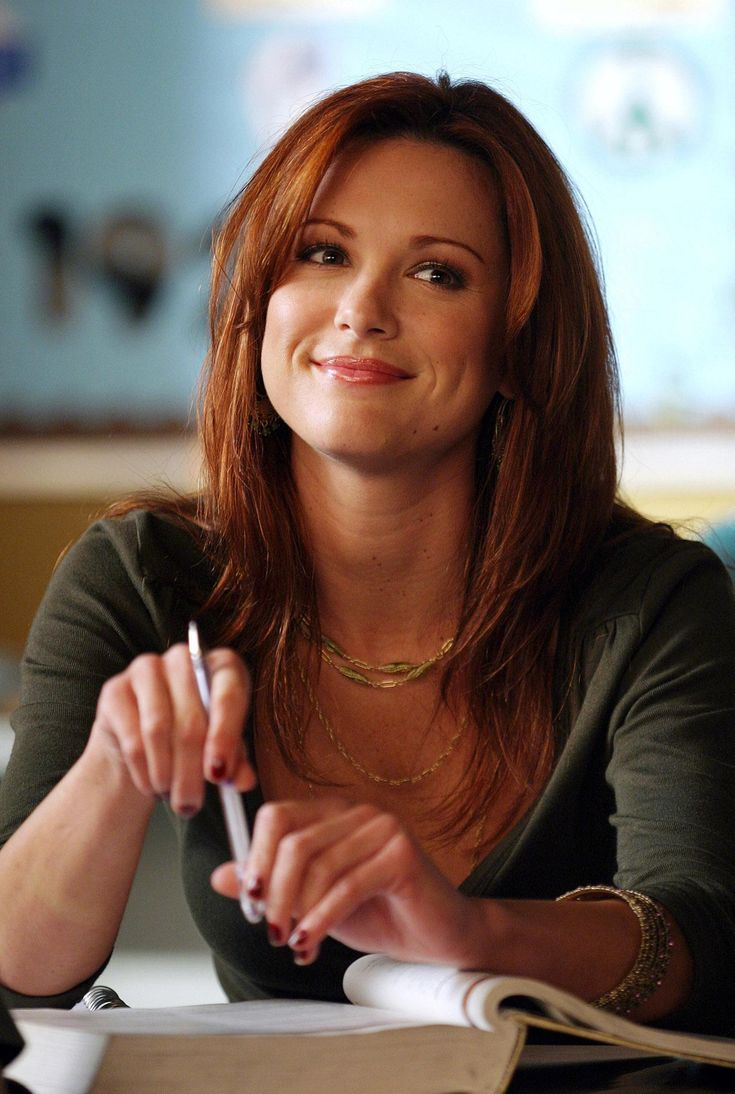 One tree hill redhead