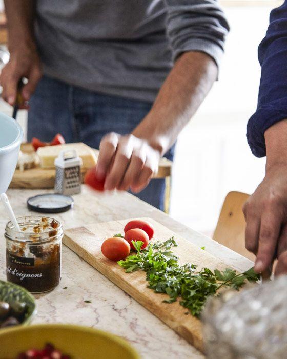 La zuppa di pomodoro fatta in casa è facile da preparare - IKEA