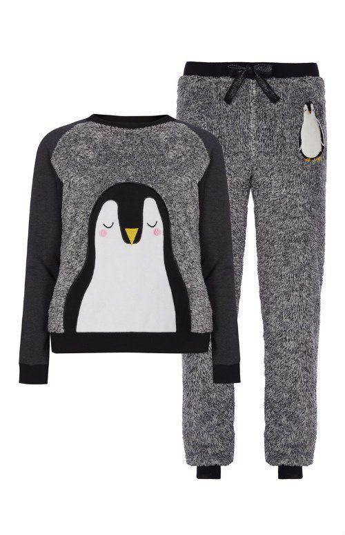 Si sufrís el frío, amarás estos originales pijamas para el invierno - IMujer