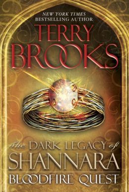 37 best terry brooks books images on pinterest terry oquinn bloodfire quest the dark legacy of shannara new york times bestseller the adventure that fandeluxe Gallery