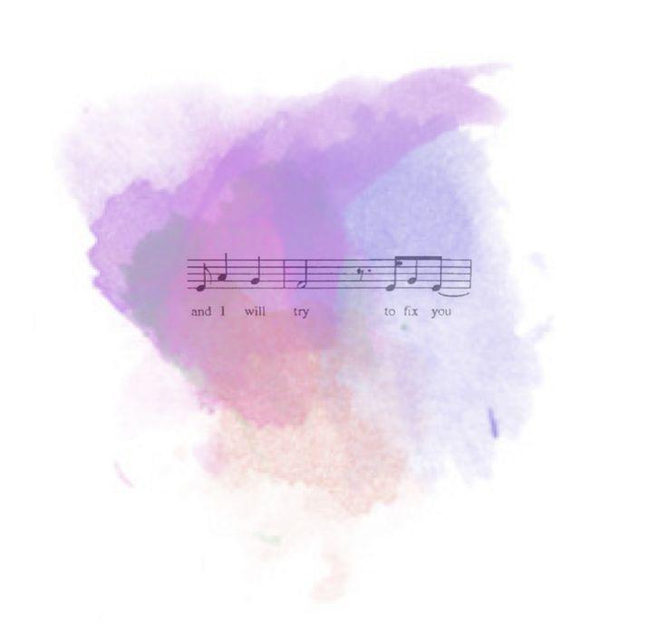 Fix You - Coldplay