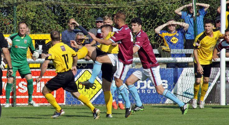 Non-League Football Evo-Stik Southern Premier: Leamington FC vs Weymouth