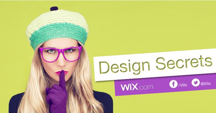 Design Secrets of Successful Wix Websites