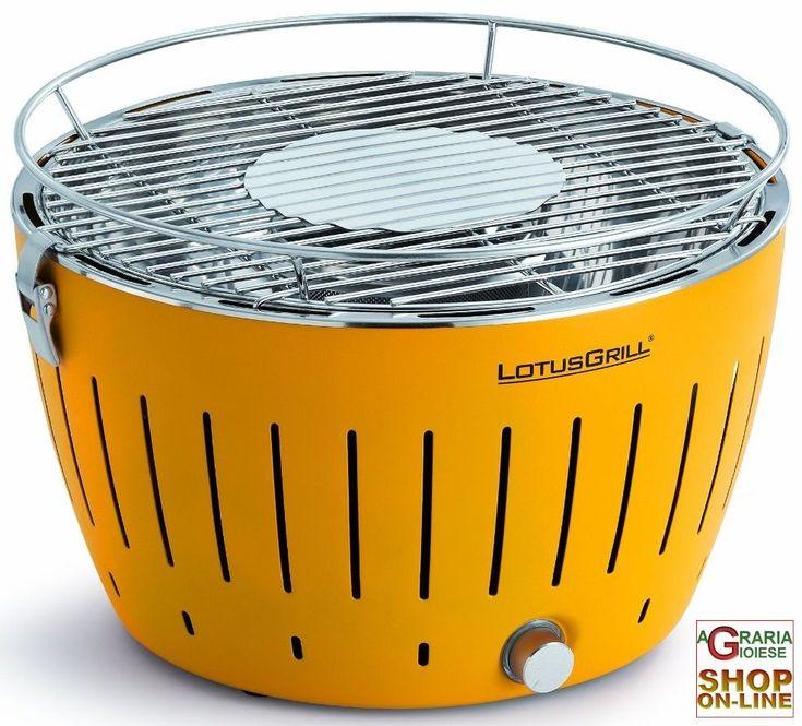 LOTUSGRILL LOTUS GRILL BARBECUE DA TAVOLO PORTATILE PER ESTERNO GIALLO YELLOW http://www.decariashop.it/lotusgrill/9197-lotusgrill-lotus-grill-barbecue-da-tavolo-portatile-per-esterno-giallo-yellow.html