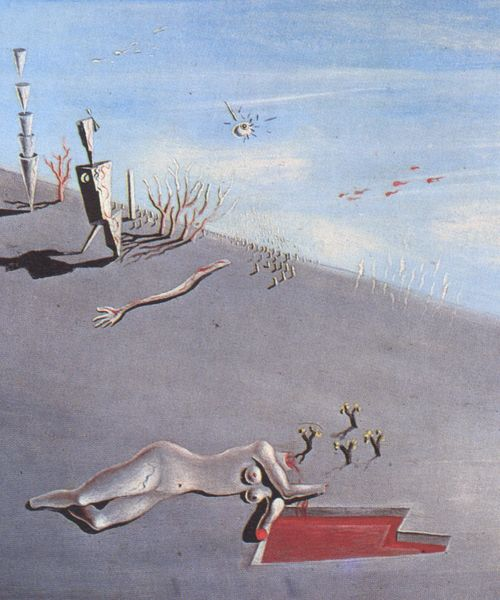 an overview of dali and surrealism Salvador domingo felipe jacinto dalí i domènech, 1st marquess of dalí de  púbol (11 may  in 1929, dalí collaborated with surrealist film director luis  buñuel on the short film un chien andalou (an andalusian dog) his main  contribution.
