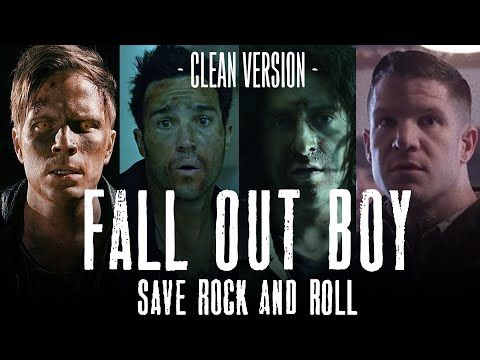 Fall Out Boy - Save Rock & Roll (Clean Vers.) - YouTube