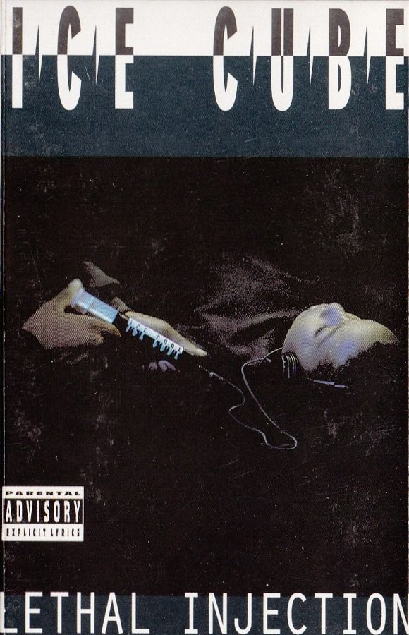 Ice Cube Lethal Injection. I remember having this tape lol