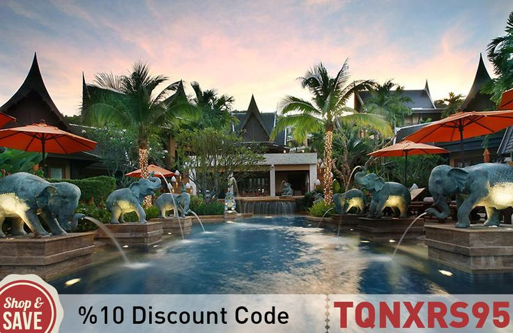 10% OFF!  Amari Vogue Krabi Hotel! >>>  http://www.otel.com/hotels/amari_vogue_krabi_hotel.htm?sm=pinterest  Use the code TQNXRS95 while making your reservation on otel.com, get 10% #discount