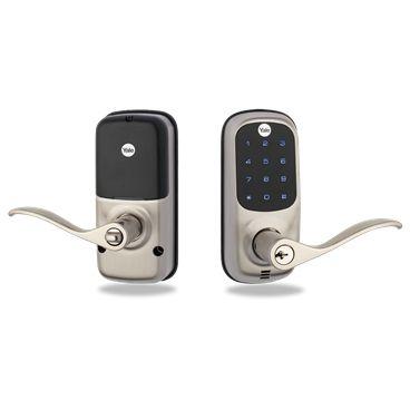 yale2you keyless deadbolts u0026 door levers find keyless deadbolts u0026 door levers guarded latchbolt