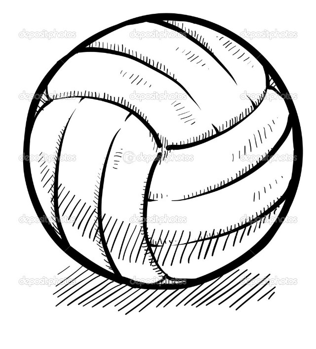 Volleyball Clipart Awesome And Free