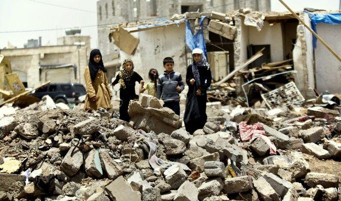 ناشط يمني المجتمع الدولي لا يشير الى السعودية بانها المتسببة بكارثة اليمن الانسانية Yemen United Nations Human Rights War