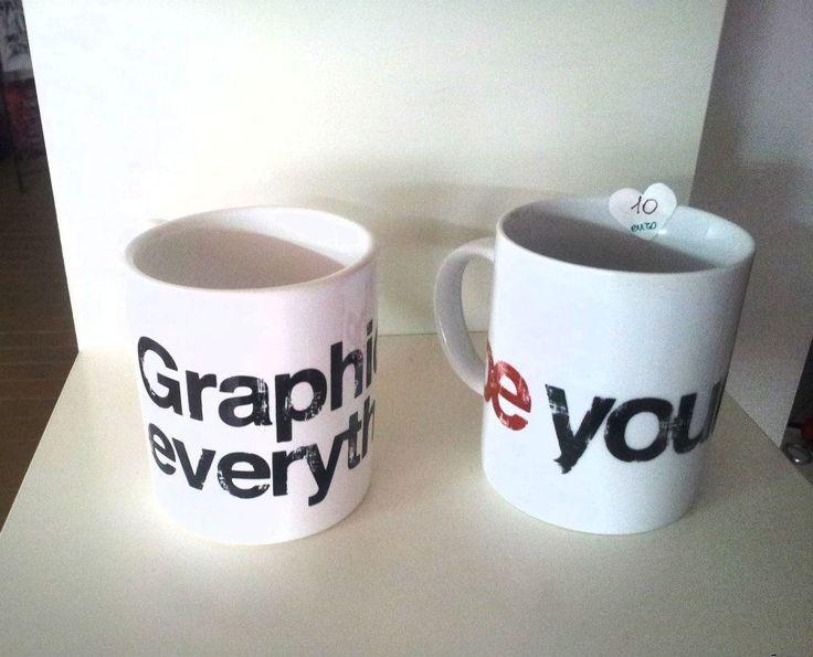 Stampe su tazze #mug #design #print #haveabreak
