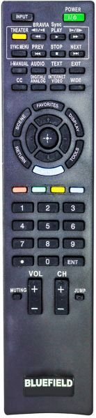 !! Bluefield Spare Remote Control for Sony LED Televisions !!  Buy Bluefield Spare Remote Control for Sony LED Televisions Online In Dubai In Just 49.00 AED click here: http://uae.souq.com/ae-en/bluefield-spare-remote-control-for-sony-led-televisions-11625992/i/