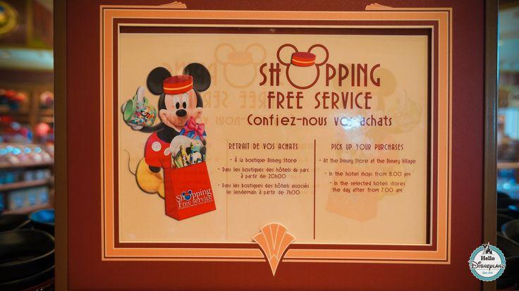 World of Disney - Boutique Disney Village | Hello Disneyland : Le blog n°1 sur Disneyland Paris