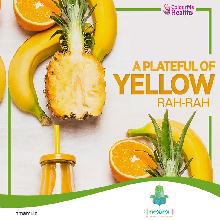 Eat yellow for health yellow color foods can be an