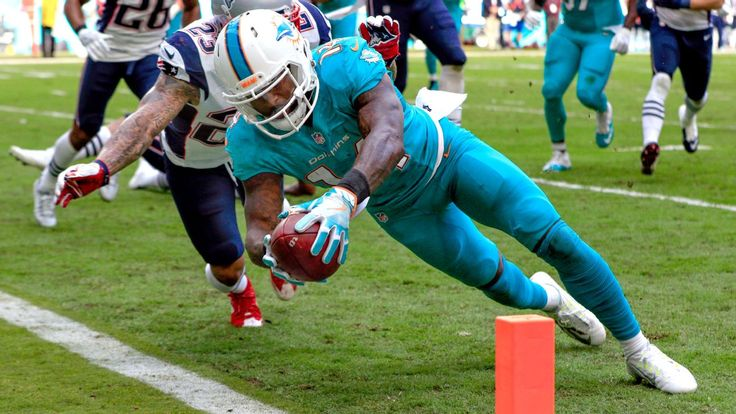 Dolphins WR Jarvis Landry thinks Miami will sweep Patriots