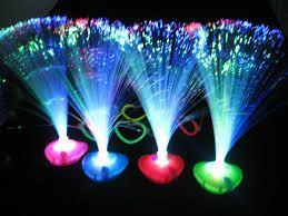 Resultado de imagen para centros de mesas neon