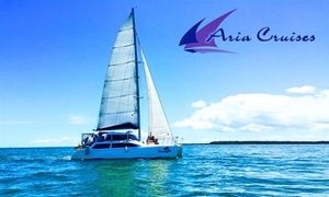 Groupon - Moreton Bay Cruise and Lunch for One Child ($ 39), Adult ($49) or 20 People ($899) with Aria Cruises (Up to $2,200 Value) in Cleveland. Groupon deal price: $39