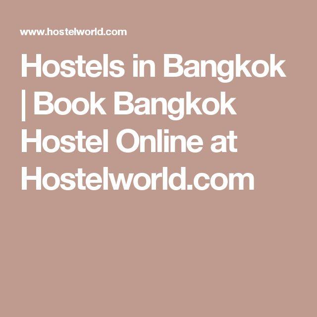 Hostels in Bangkok | Book Bangkok Hostel Online at Hostelworld.com